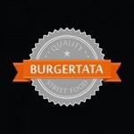 BURGERTATA logo on black