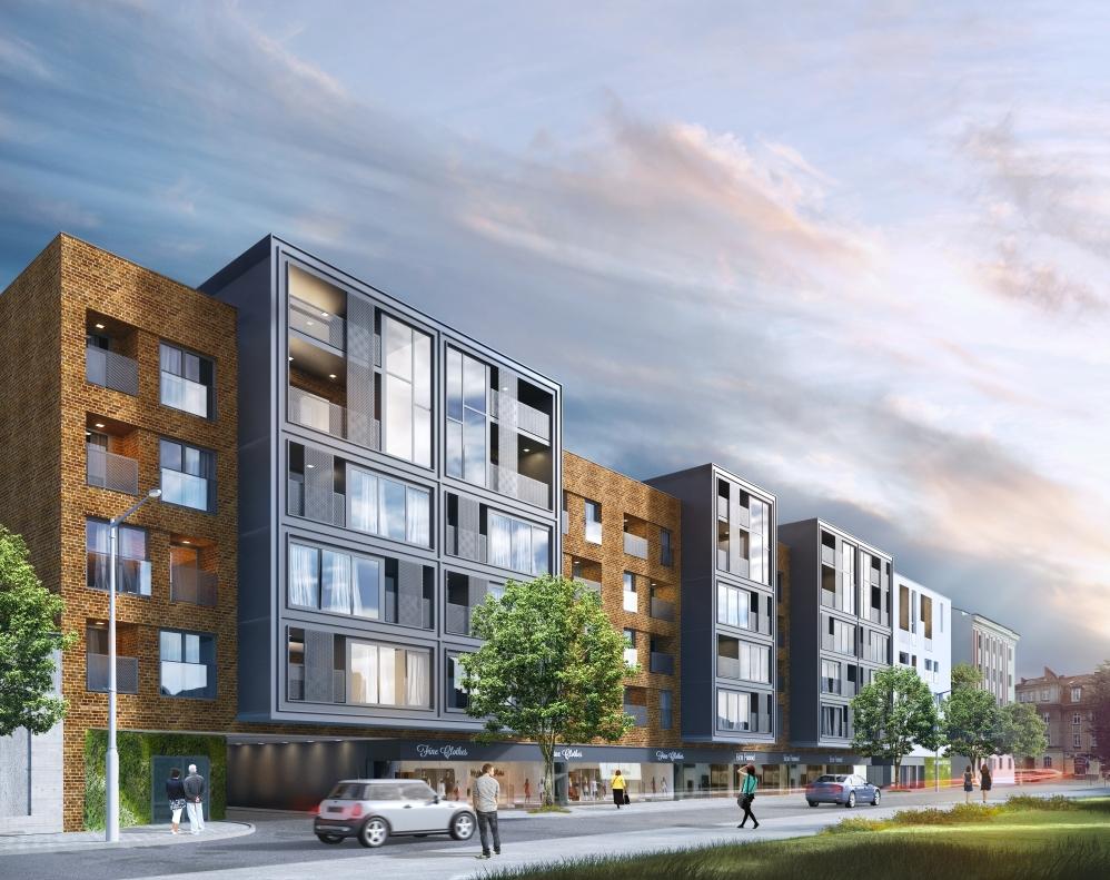 Mieszkaj, pracuj, żyj w centrum Poznania - Constructa Plus