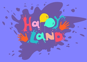 Happy Land strefa dzieci Poznań targi