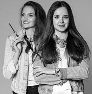 Barbara Finke i Agnieszka Wiszowaty