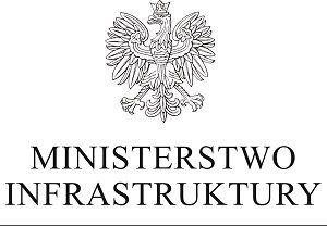 ministerstwo infrastruktury logo nowe