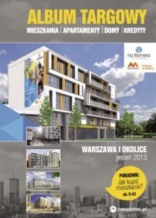 Warszawa i okolice jesień 2013