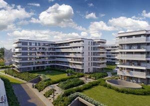 ATAL Aleja Pokoju – zamieszkaj na nowoczesnym osiedlu na krakowskich Czyżynach
