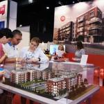 Targi mieszkaniowe Trójmiasto - makieta inwestycji