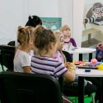 Targi mieszkaniowe w Krakowie – kącik dla dzieci