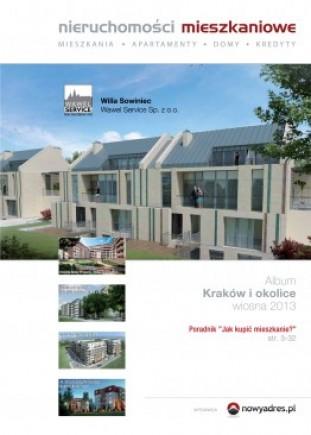 Kraków i okolice wiosna 2013