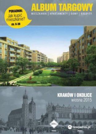 Kraków i okolice wiosna 2015
