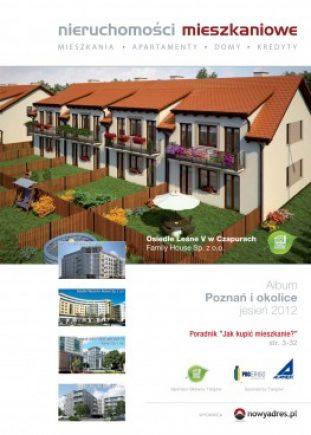 Poznań i okolice jesień 2012