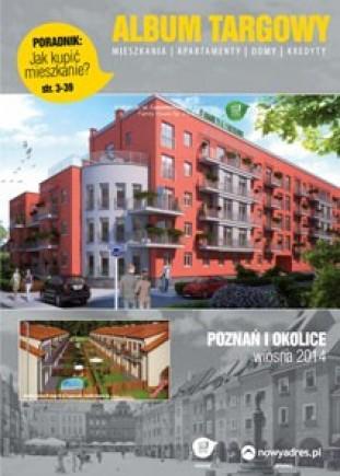 Poznań i okolice wiosna 2014
