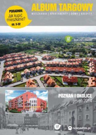 Poznań i okolice jesień 2014