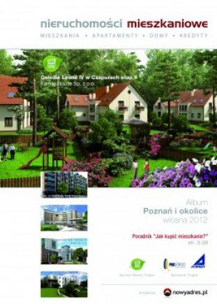 Poznań i okolice wiosna 2012