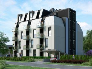Studzienna 7 – nowe apartamenty blisko Wartostrady