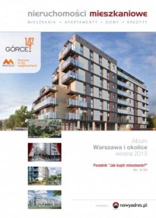 Warszawa i okolice wiosna 2013