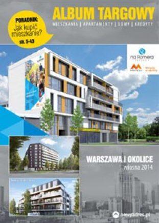 Warszawa i okolice wiosna 2014