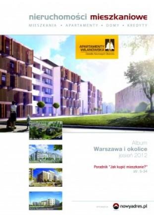 Warszawa i okolice Jesień 2012