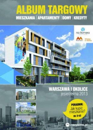 Warszawa i okolice Jesień-Zima 2013
