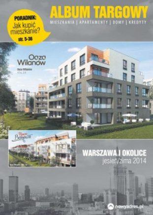 Warszawa i okolice Jesień-zima 2014