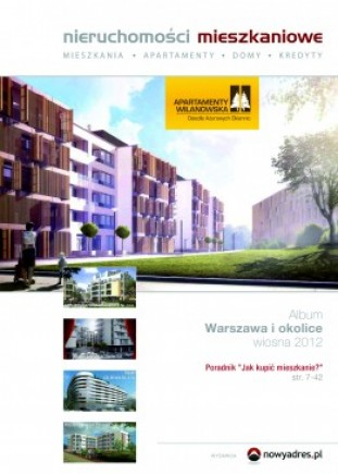 Warszawa i okolice wiosna 2012