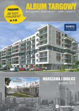 Warszawa i okolice wiosna 2015