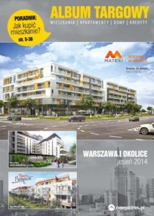 Warszawa i okolice Jesień 2014