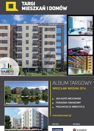 Wrocław i okolice wiosna 2016