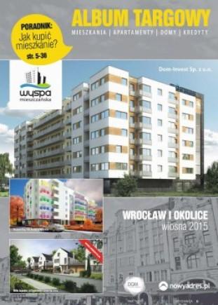 Wrocław i okolice wiosna 2015