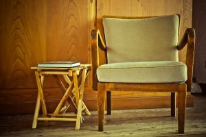 Mieszkanie w stylu PRL —  historyczny powrót