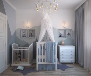 Jak urządzić pokój dla niemowlaka?