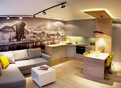W jaki sposób urządzić mieszkanie wynajmowane turystom przyjeżdżającym nad morze?