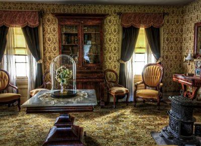 Salon w stylu vintage – jak go urządzić?