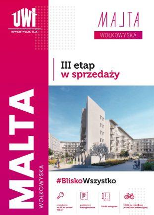 Malta Wołkowyska – broszura