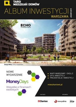 Warszawa i okolice jesień 2019