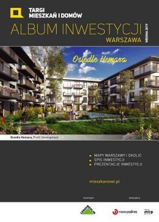 Warszawa i okolice wiosna 2019