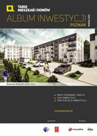 Poznań i okolice wiosna 2020