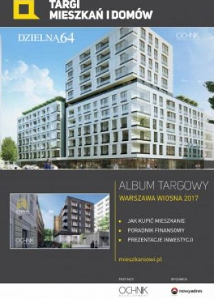 Warszawa i okolice wiosna 2017