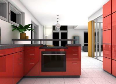 Półwysep w kuchni – kiedy ma to sens?