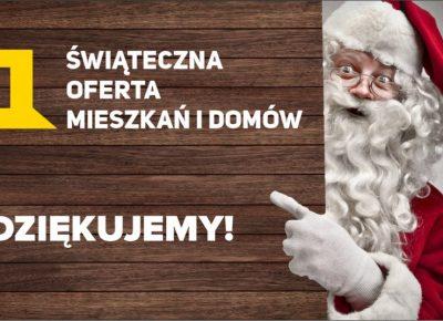 Świąteczna Oferta Mieszkań i Domów już za nami!