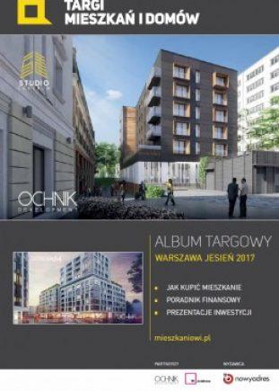 Warszawa i okolice jesień 2017